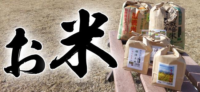 栃木のお米