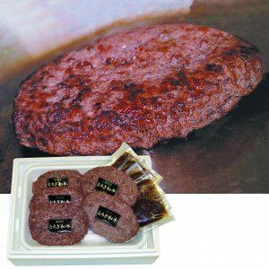 とちぎ和牛ハンバーグ デミグラスソース付き