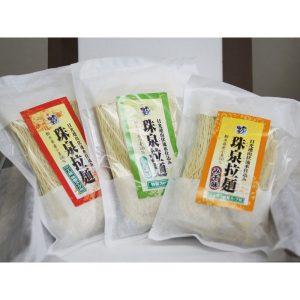 土地技匠乃逸品 珠泉拉麺ギフトセット(6食入り)